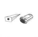 x10 sacs aspirateur SIEMENS VS 30 - VS 32 - VS 38