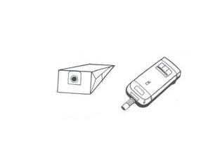 x10 sacs aspirateur CURTISS ATA 95 - ATA 96 - ATA 97 - ATA 98