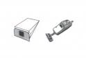x10 sacs aspirateur CURTISS MC 750