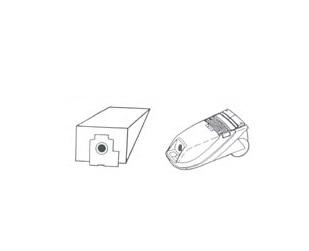x5 sacs aspirateur VOLTA U 2110...U 2170