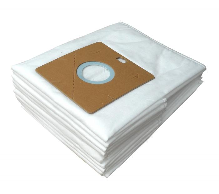 x10 sacs textile aspirateur LERVIA KH 94 - Microfibre