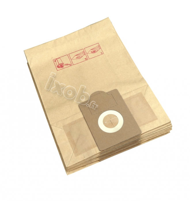 x10 sacs aspirateur VICTOR V9