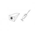 x5 sacs aspirateur PANASONIC MCE 20