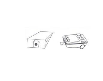 x10 sacs aspirateur CURTISS 1400 - 1450  ELECT