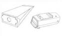 x10 sacs aspirateur PROGRESS SUP 65 - SUP 67 S