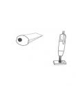 x10 sacs aspirateur PROGRESS MP 6 - MP 7