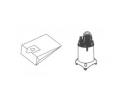 x10 sacs aspirateur CHROMEX EAU ET POUSSIERE  20 L