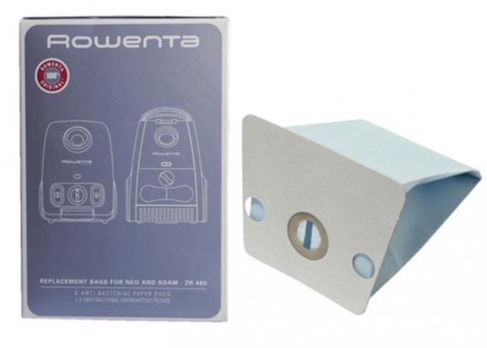 x5 sacs aspirateur ROWENTA SOAM RO 1233
