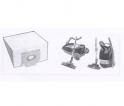 x5 sacs aspirateur PANASONIC 15C