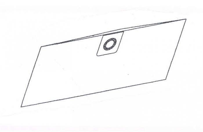 x5 sacs aspirateur DE LONGHI DROP LINE