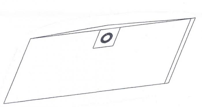 x5 sacs aspirateur karcher mv2. Black Bedroom Furniture Sets. Home Design Ideas